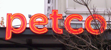 Petco Neon Store Sign by SigntechUSA
